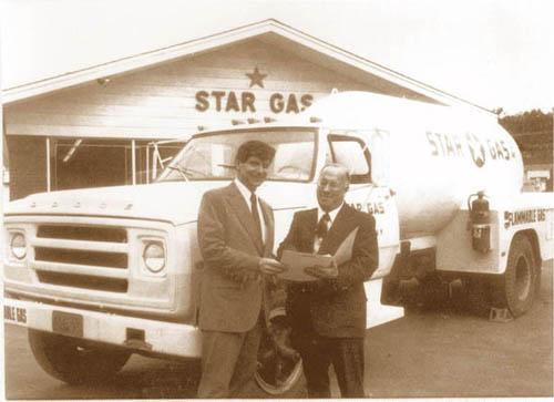 Ike Rich in 1975